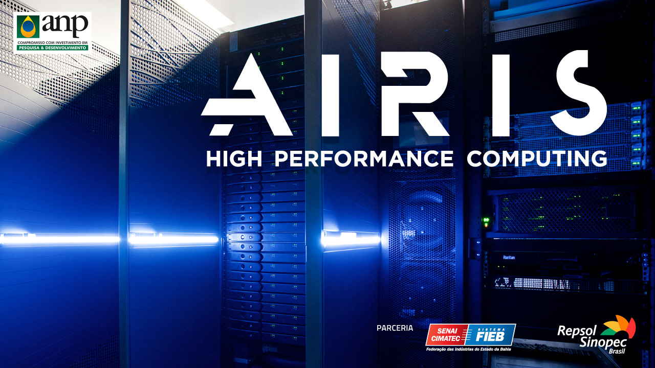 Supercomputador AIRIS